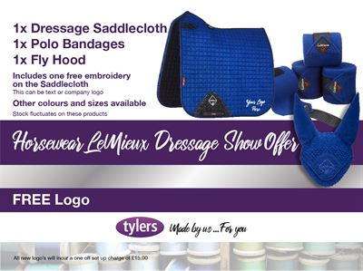 Horsewear LeMieux Dressage Show Offer 300x225