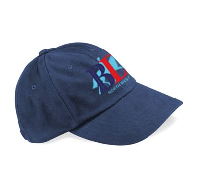 BASEBALL CAP NAVY NORTH WEST LOGO