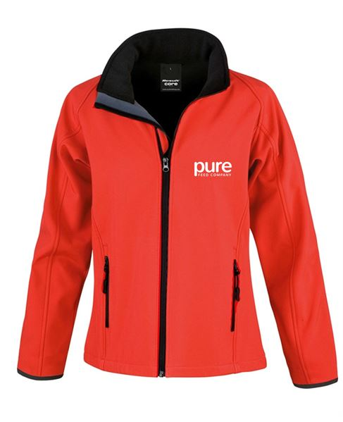 Pure-Ladies-Softshell-Jacket-red-black