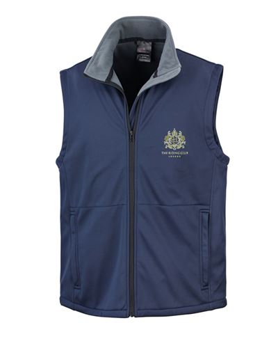 TRCL-Result-Unisex-Softshell-Gilet