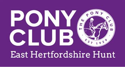 Pony Club East Hertfordshire Hunt logo_Purple-01