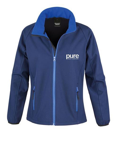 Pure-Ladies-Softshell-Jacket-navy-royal