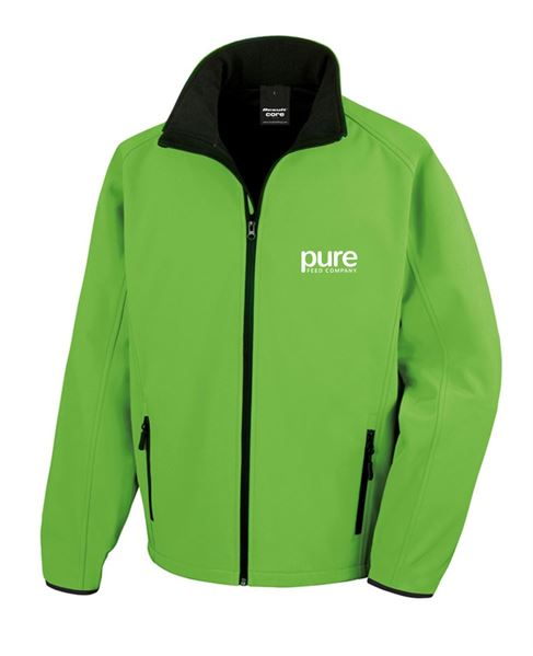 Pure-Unisex-Softshell-Jacket-vividGreen-black