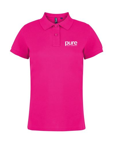 Pure Ladies Poloshirt